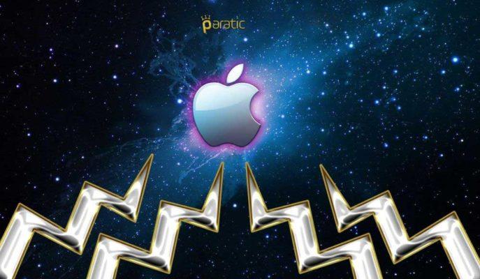 Apple 2 Trilyon Doları Aşan Piyasa Değeriyle Wall Street Tarihine Geçti