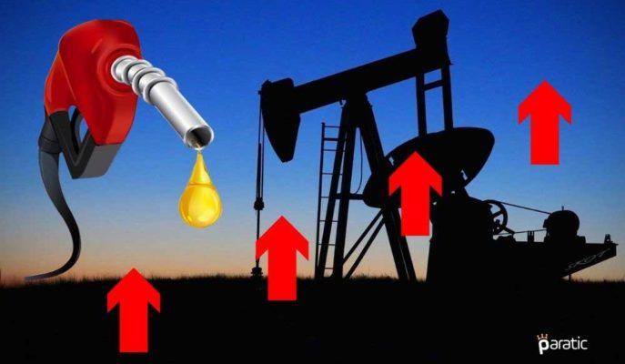 Asya'daki Petrol Tüketiminin Arttığına Dair Açıklama Fiyatları Destekledi