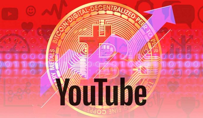 Bitcoin Dolandırıcıları YouTube Yayıncılarını Hedef Alıyor