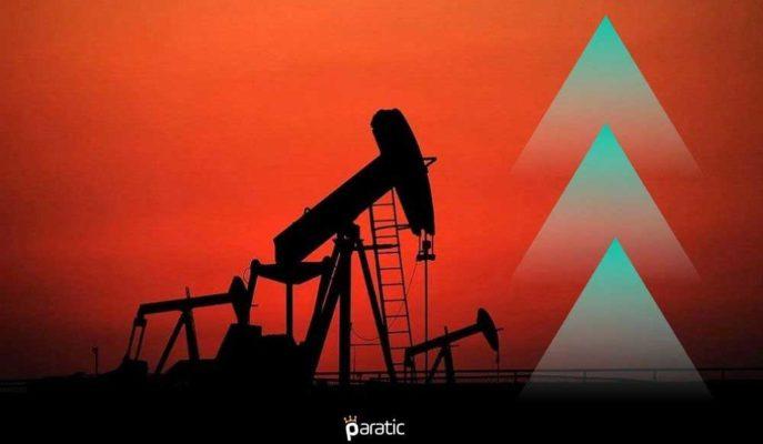 Brent Petrolde 2021 Yılı Beklentisi 50 Dolara Yükseltildi