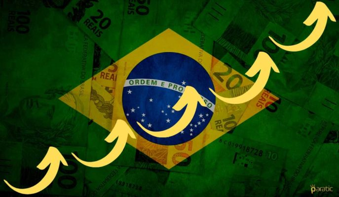 Brezilya'nın Ekonomik Görünümü 5. Ardışık Haftada İyileşti