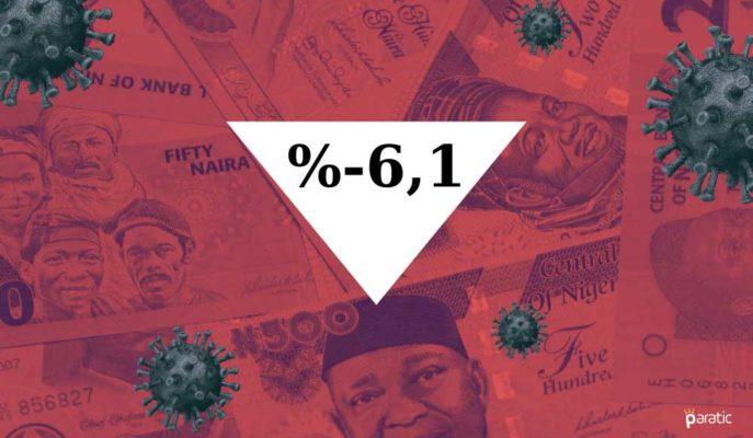 Covid-19 İkinci Çeyrekte Nijerya Ekonomisini %6,1 Düşürdü