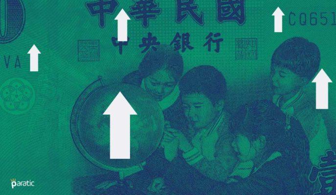 DBS Tayvan için Büyüme Tahminini İki Önemli Gerekçeyle Yükseltti