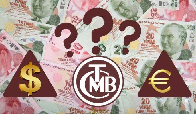 TCMB Faiz Kararı Öncesi TL'deki Kayıp Sürerken, Döviz Kurları Rekor Kırıyor