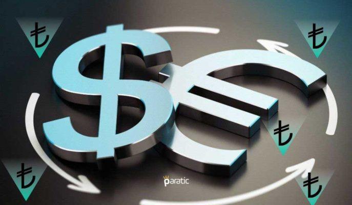 Rekor Tazeleyen Dolar ve Euro Bütçe Verileri Sonrası Yükselişini Sürdürüyor
