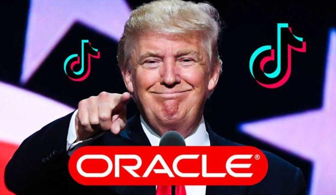 Donald Trump, Oracle'ın TikTok'a Olan İlgisini Memnuniyetle Karşıladı