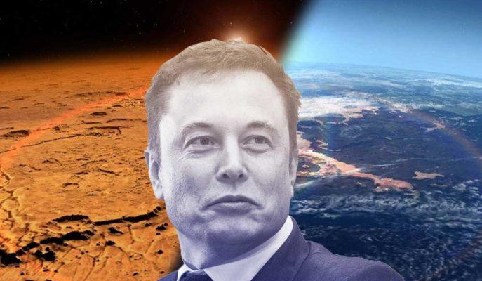 Elon Musk, Mars Hayallerine Dair Çarpıcı Açıklamalarda Bulundu
