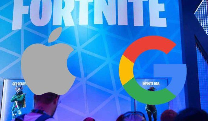 Epic Games, Fortnite'ın iOS ve Android Mağazalarından Kaldırılması Sonrası Harekete Geçti