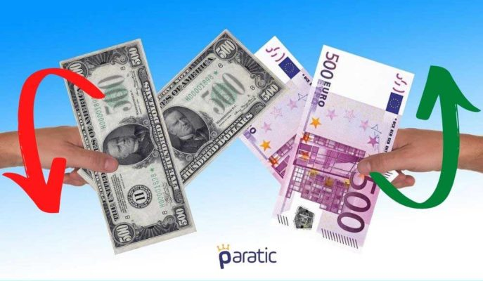 2 Aydır Aralıksız Yükselen Euro/Dolar Yılın Zirvesine Yakın Seyrediyor