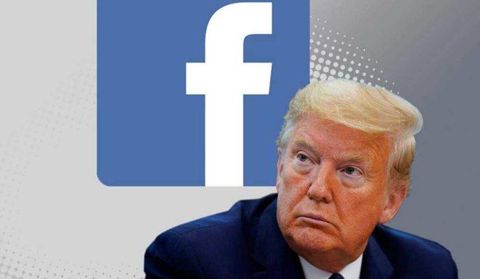 Facebook, Trump'ın COVID-19'la İlgili Paylaşımını Yanlış Bilgi Nedeniyle Kaldırdı