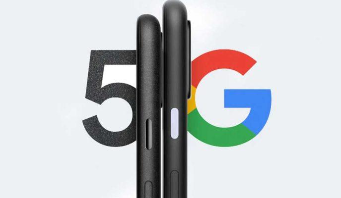 Google'ın Beklenen Telefonu Pixel 5'in Sahip Olacağı Görünüm Sızdırıldı