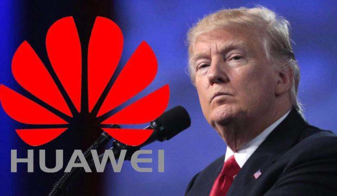 Huawei'yi ABD Baskısının Artması ile Beraber Kötü Günlerin Beklediği İddia Edildi