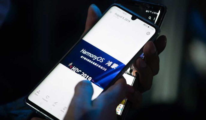 Huawei HarmonyOS 2.0 Sürümünü İlk Kez Bir Akıllı Telefonda Sunabilir
