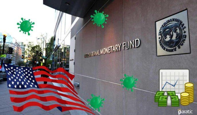 IMF: ABD Ekonomisinin Toparlanması için Ek Mali Desteğe İhtiyacı Var