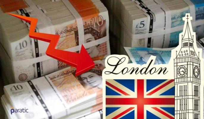 İngiltere En Az 2 Yıl Ekonomide Açılan Yaraları Saramayacak