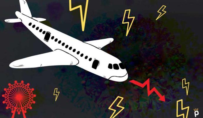 İngiltere/Heathrow Yolcu Trafiği %88 Düşerken Karantina Eleştirileri Artıyor