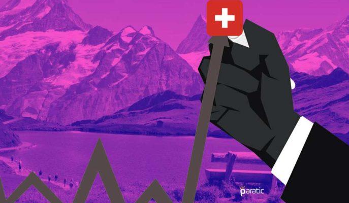İsviçre Ekonomisi 2Ç20'de Avrupalı Komşularından Daha İyi Performans Gösterdi