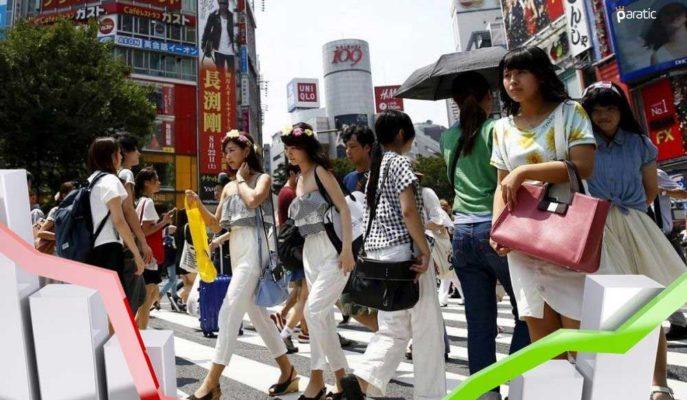 Japonya'da Enflasyon Temmuz'da %0,3 ile Hedeften Uzak Kalmaya Devam Etti