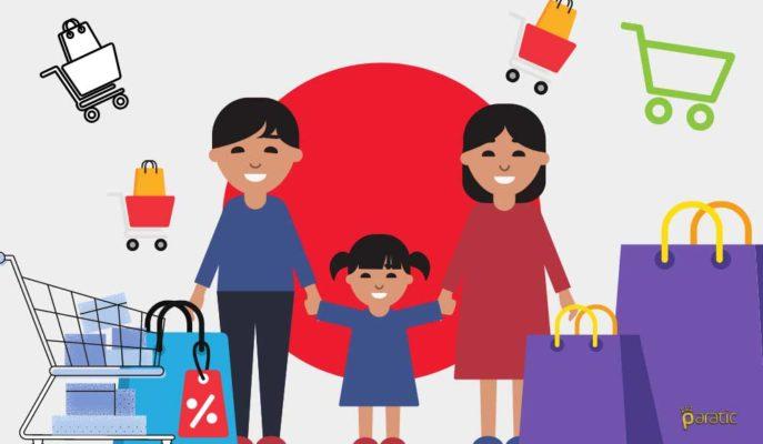 Japonya Hanehalkı Haziran'da Beklenti Üstü Harcama Yaptı