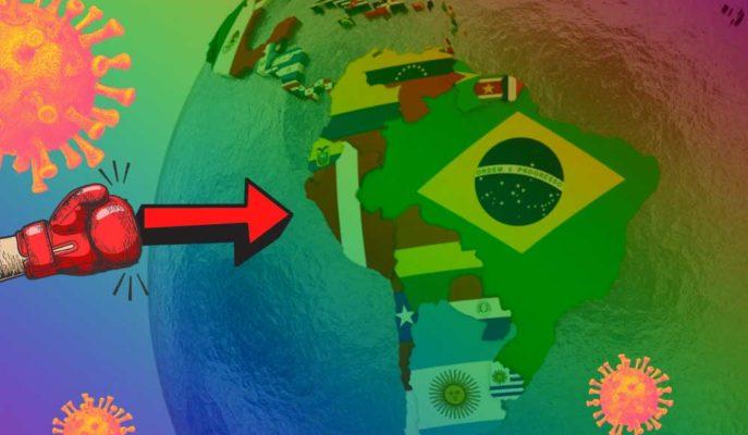 Latin Amerika Ekonomileri Covid Nedeniyle Rekor Daralmalar Kaydedecek
