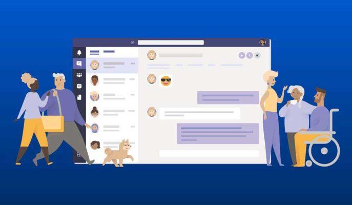Microsoft Teams Uygulamasında Düzenlenen Görüşmelere 20 Bin Kişi Katılabilecek