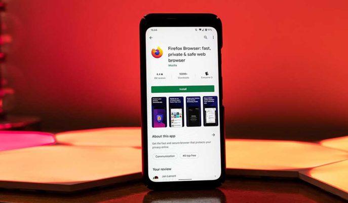 Mozilla, Firefox'un Android Uygulamasına Arayüz ve Gizlilik Özellikleri Ekledi