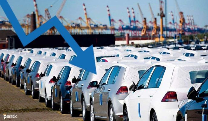2020'nin İlk 7 Ayında Otomotiv İhracatı %29 Azalarak 13 Milyar Dolara Geriledi