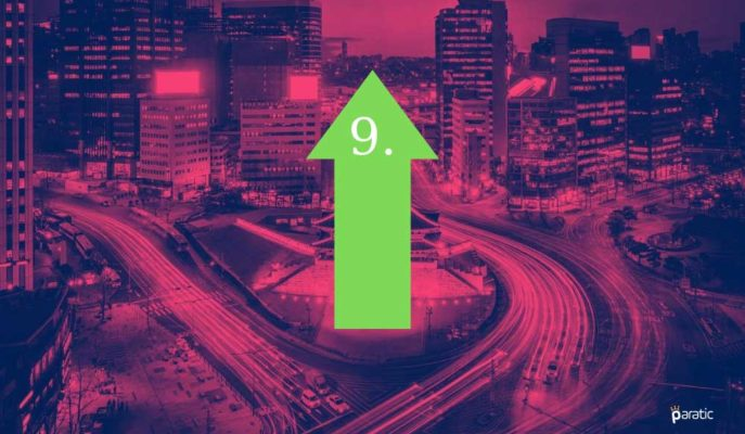 OECD: Güney Kore Nominal GSYİH'si 2020'de 9. Sıraya Yükselecek