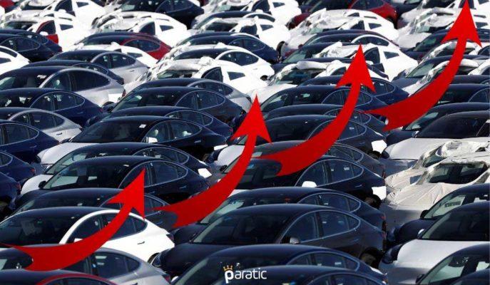 Otomobil Pazarı Temmuz'da %387,5 Oranında Artış Gösterdi
