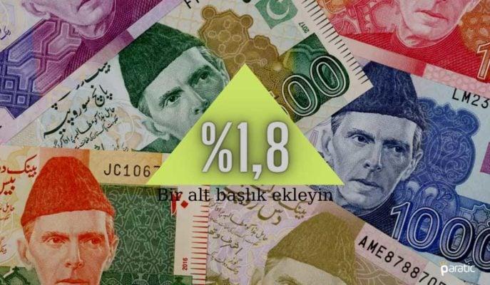 Pakistan Ekonomisi 2020-21 Mali Yılında Toparlanan Özel Tüketimle %1,8 Büyüyebilir