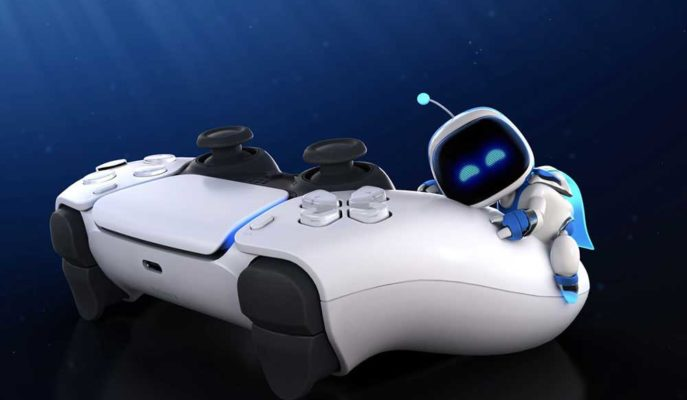 PlayStation 5'in Kontrol Cihazı DualSense 5'in Bataryası Büyük Olacak