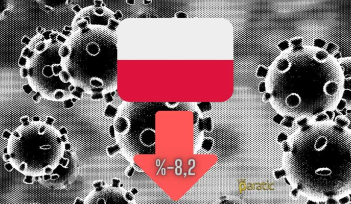 Polonya'nın 2Ç20 GSYİH'sinde %8,2 Düşüş Olduğu Doğrulandı