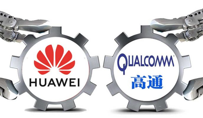 Qualcomm, Huawei ile Yonga Ticareti Yapmak için Harekete Geçti