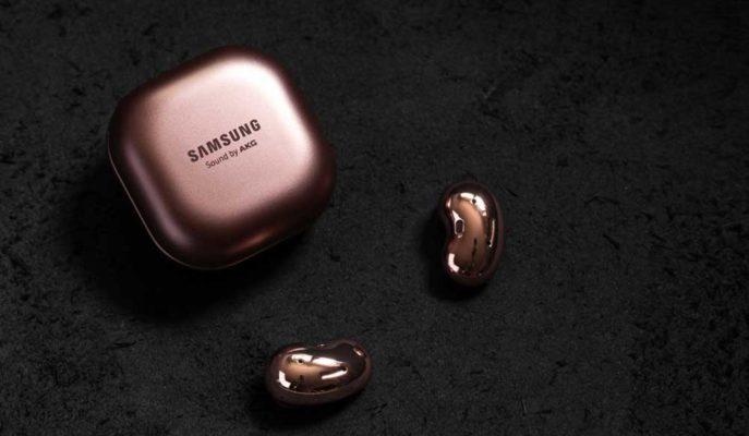 Samsung'un Kablosuz Kulaklığı Galaxy Buds Live'ın İç Yüzü Gösterildi