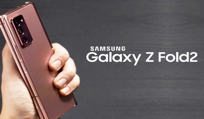 Samsung Galaxy Z Fold 2 Selefinden Daha Ucuz Olacak