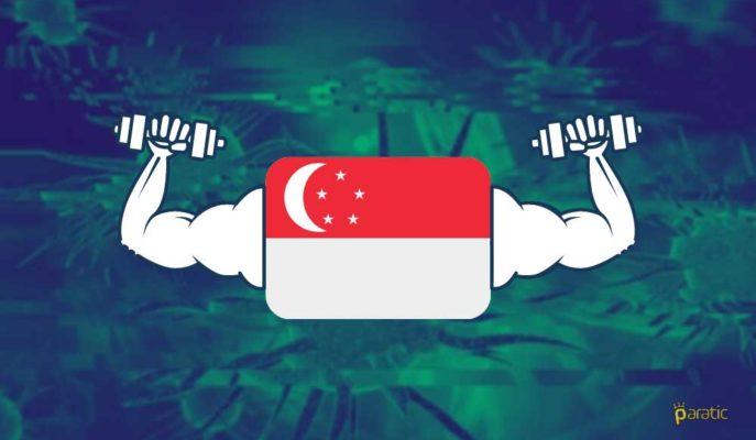 Singapur İkinci Yarıda ve 2021'de Güçlü Bir Şekilde Toparlanacak