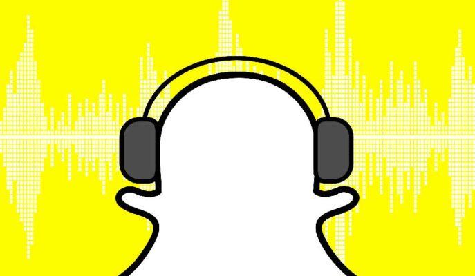 Snapchat Paylaşımlara Müzik Ekleme Özelliğini Dağıtmaya Hazırlanıyor