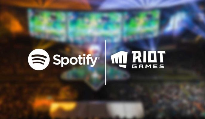 Spotify ile League of Legends Arasında ESpor Ortaklığı Kuruldu