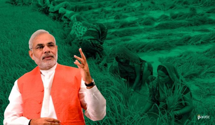 Tarım Sektörü, Hindistan Ekonomisi için Parlak Nokta Olacak