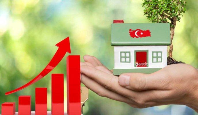Yurt İçi Konut Satışları Rekor Kırarken, Yabancıya Yapılan %34,6 Azaldı