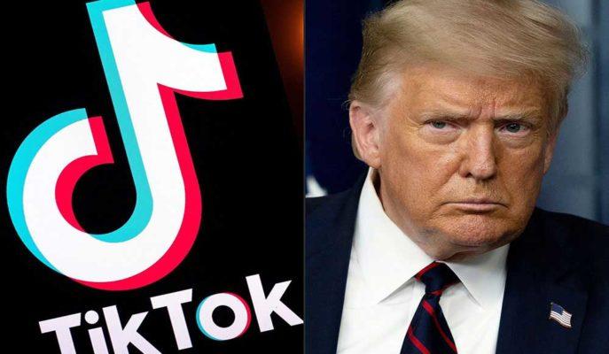 Trump, TikTok'un Elden Çıkarılması için Tanınan Süreyi 90 Güne Çıkardı