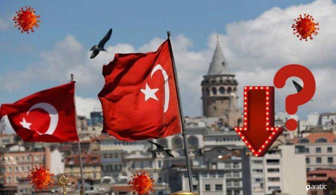 Yapılan Ankete Göre Türkiye Ekonomisi 2. Çeyrekte %11,8 Küçülecek