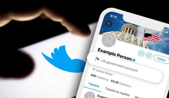 Twitter Devlet Destekli Hesaplara Yönelik Yeni Bir Etiket Hazırladı