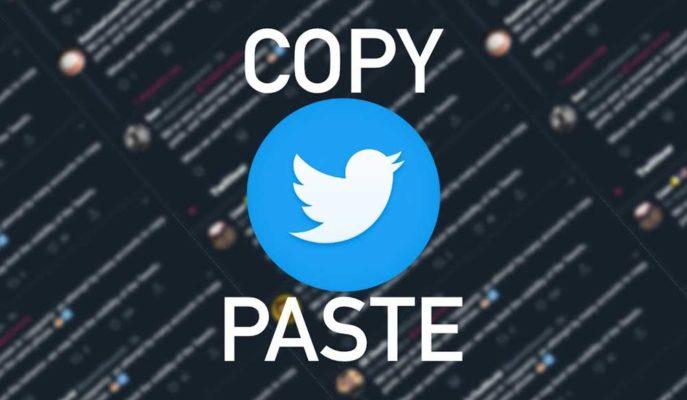 Twitter Kullanıcıların Kopyalayarak Attığı Paylaşımların Etkileşimini Sınırlandıracak