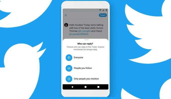 Twitter'da Kullanıcılar Paylaşımlarına Kimlerin Yanıt Verebileceğini Belirleyebilecek