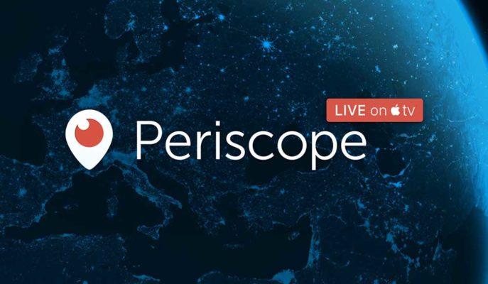 Twitter'ın Periscope Uygulaması Türkiye'de Telif İhlali ile Karşı Karşıya