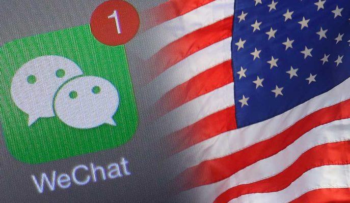 WeChat Kullanıcıları TikTok'un Ardından ABD'nin Kararına Karşı Dava Açmaya Hazırlanıyor