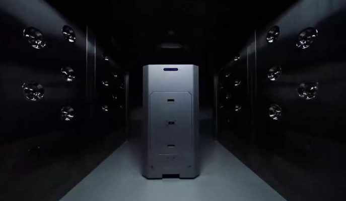 Xiaomi Geleceğin Akıllı Telefonlarını Üreteceği İnsansız Fabrikasını Gösterdi