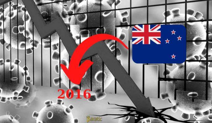 Yeni Zelanda Ekonomisinin 2019 Seviyesine Dönmesi 4 Yıl Sürecek