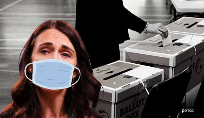 Yeni Zelanda Koronavirüs Korkusuyla Seçimleri Erteledi